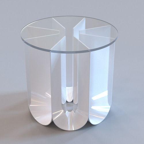 Roche Bobois - Iride end table3D model