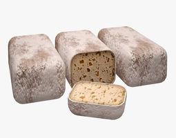 Cheese 003 3D asset