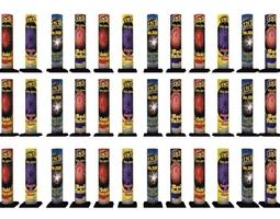 3d bottle rockets