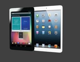 3D model Samson Tablet