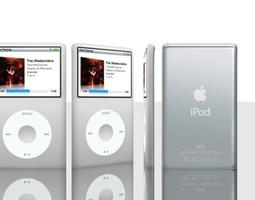 Apple iPod 3D