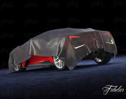 Icona Vulcano 3D model