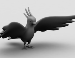 Cockatoo 3D