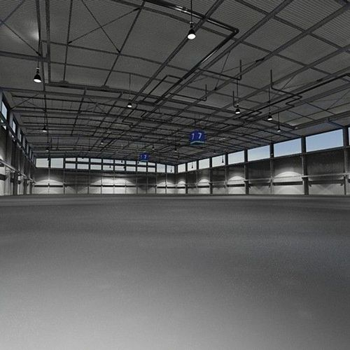 3d Exhibition Hall : Exhibition hall