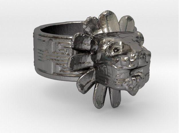 Quetzalcoatl Ring