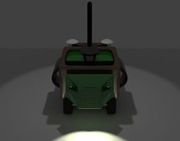 3D grabbot