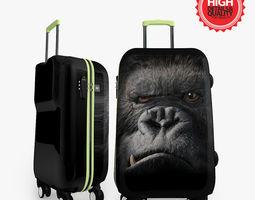 Baggage kingKong 3D Model