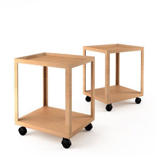 Side table3D model