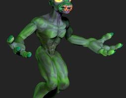 oddworld 3D print model