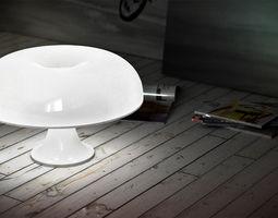 artemide 3d models download 3d artemide files. Black Bedroom Furniture Sets. Home Design Ideas