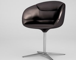 3d walter knoll kyo chair