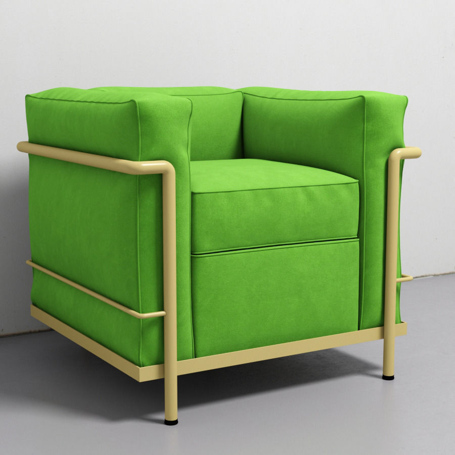 cassina_lc2_armchair_3d_model_fbx_obj_ma