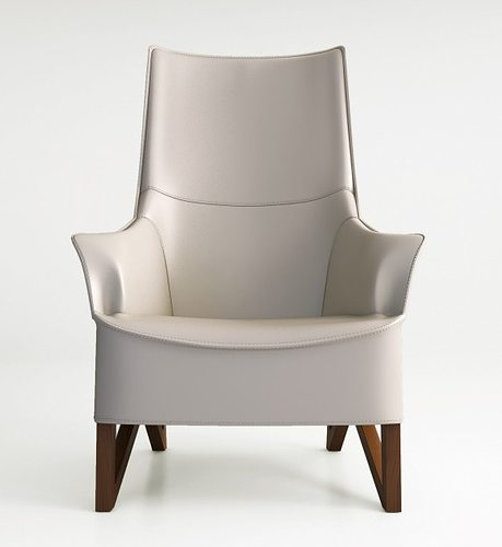 Giorgetti Mobius Armchair 3d Model Max Obj Mtl Cgtrader Com