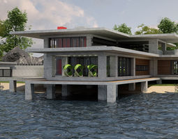 Villa 03 Lakeside V2 HD 3D