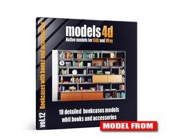 Models4d vol 12 3D