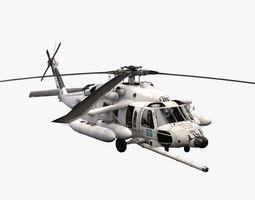 sh-60 soar united nations 3d model max obj 3ds fbx c4d skp
