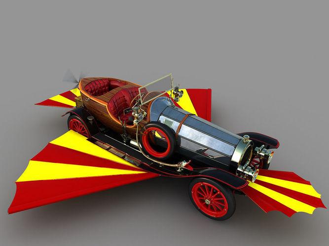 Buy Chitty Chitty Bang Bang Toy Car