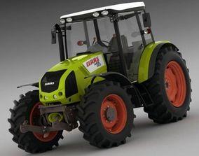Claas Axos Tractor 3D model