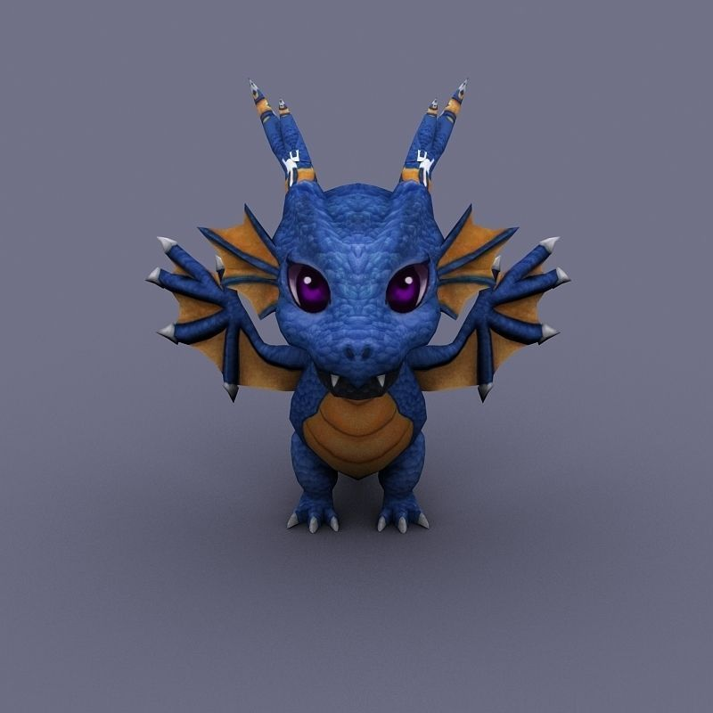 download funny 3d dragon - photo #25