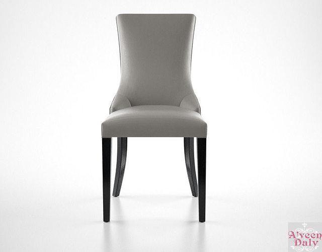 aiveen saly electra chair 3d model max obj fbx mtl 1
