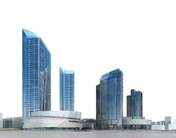 Office Building 3D model office-building