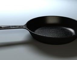 Iron Pan 3D