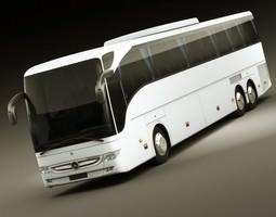 3d model mercedes tourismo