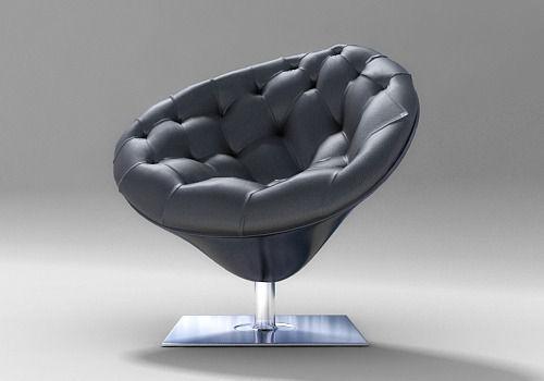 MOORE Armchair3D model