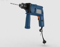 3D model Drill
