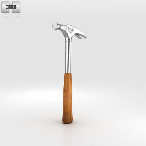 Claw Hammer3D model