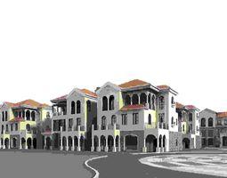 Villa 239 3D Model