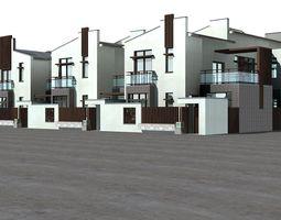 Villa high road 3D