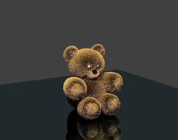 Bear tedy 3D Model