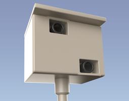 3D Speed camera