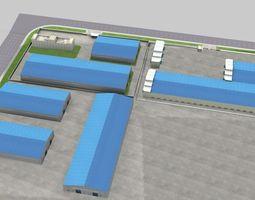 3d model warehouses 029