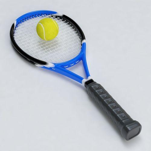 Tennis Racket and Ball 013D model