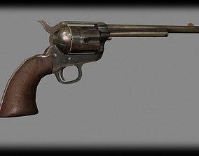 3D model Gun John Wayne