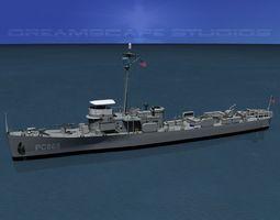 PCS Class Subchaser 865 3D Model