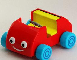 3D Toy vehicle
