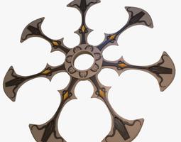 blade spinner 3D