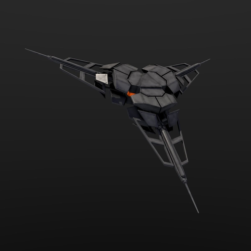 Alien Dev 23D model