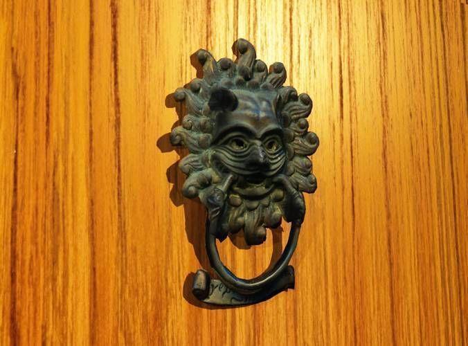 3d Design Doorknocker