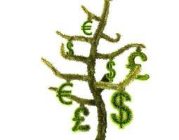 3D money tree