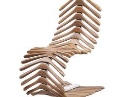 3D Chair skeleton