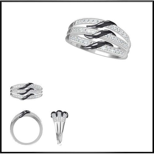 Diamond Ring 323D model