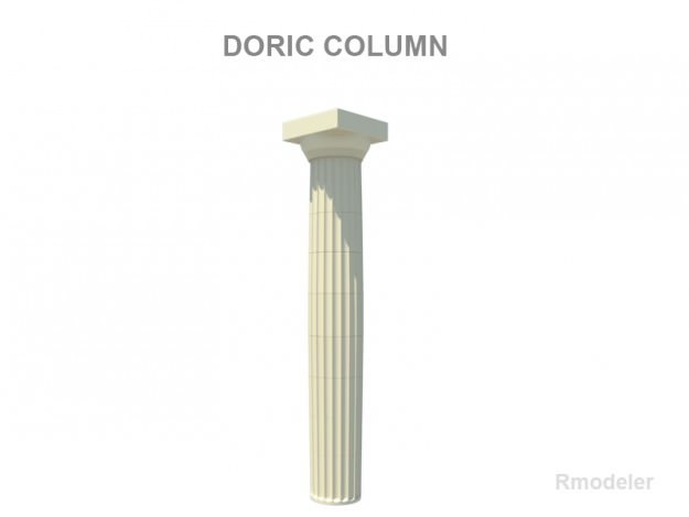 Greek Column Doric On Interior Design Jobs Ma