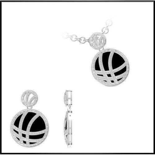 Diamond Necklace 713D model