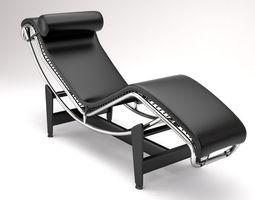 Longue 3d models download 3d longue files for Chaise longue le corbusier cad