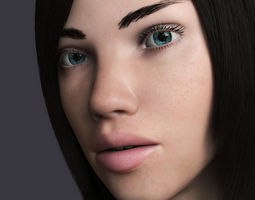 Adriana Version2 3D Model