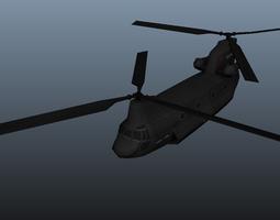 TransportCopter 3D Model